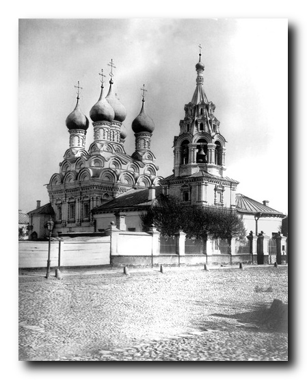храм свт.Николая в Пыжах