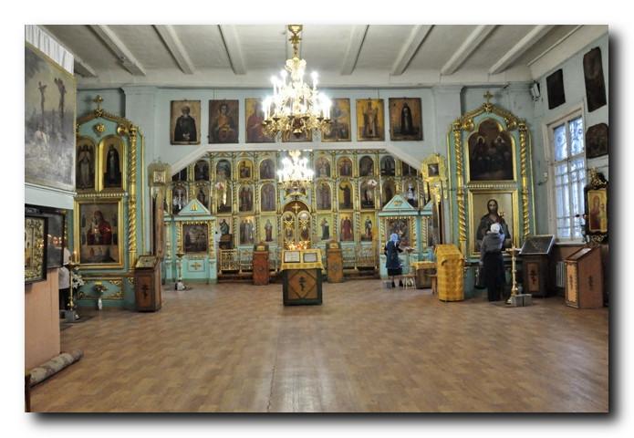 """Храм """"Неопалимая Купина"""" Симбирск"""