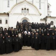 Благочинный Жадовского монастыря иеромонах Тихон представил  Барышскую епархию на международной конференции.